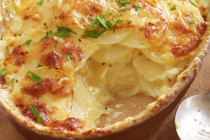 gratinované zemiaky-bio zemiaky-ekofarma važec